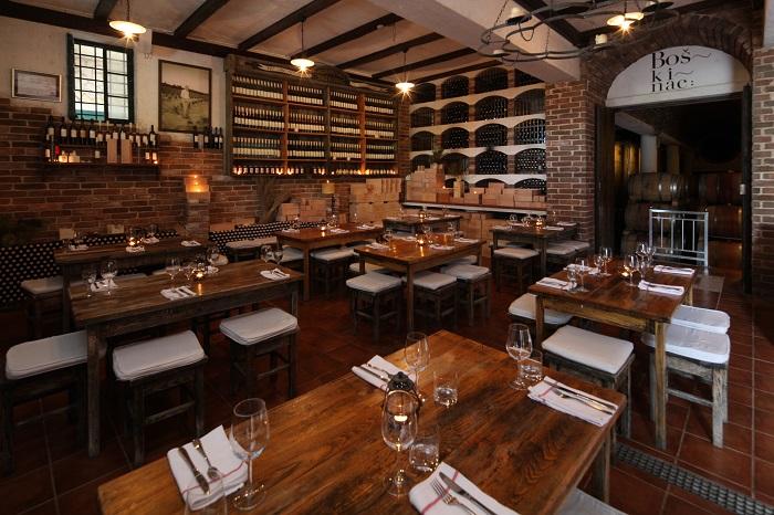 boskinac restaurant