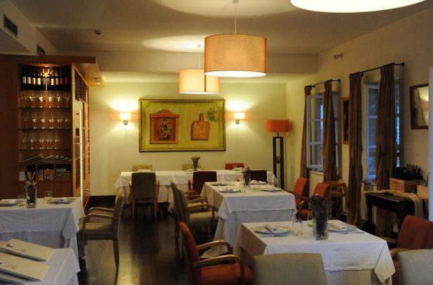 Ambijent restorana Boškinac