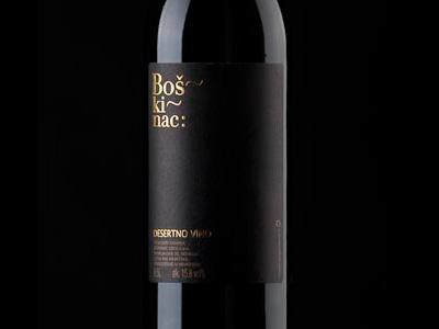 Desertno vino Prošek