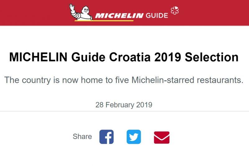Michelin Croatia